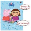 Peppa Pig and Me Personalised Book