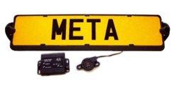 Meta SR2 Targa parking sensor