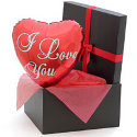 """I Love You"" helium balloon"